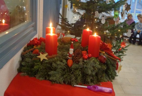 4. Adventsfeier